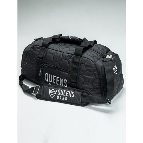 OLIMP Live&Fight Women's QUEENS BAG Duffel silver/black