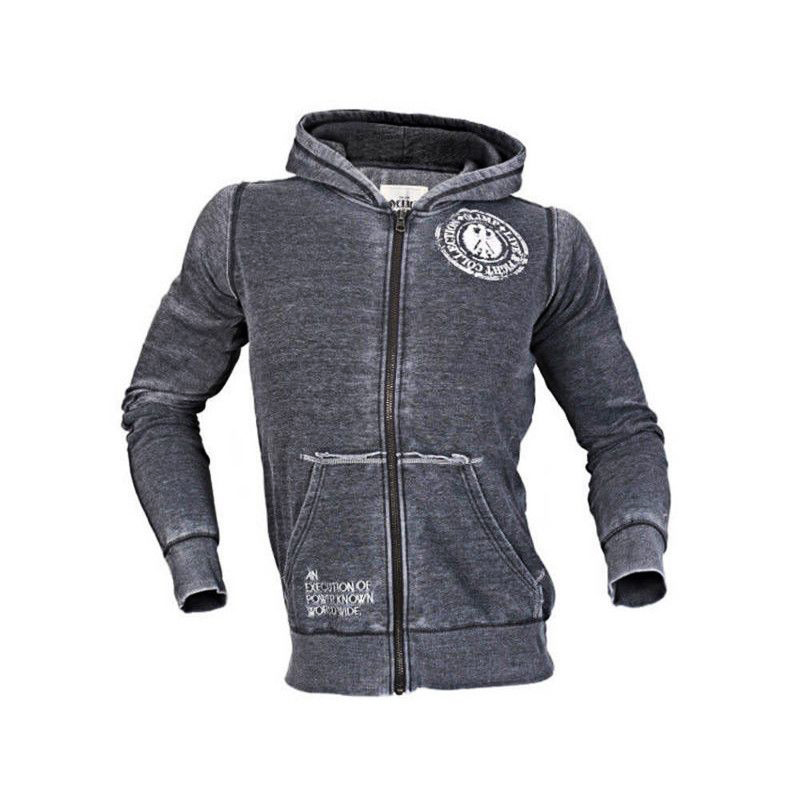 OLIMP Men's Hoodie EAGLE grey