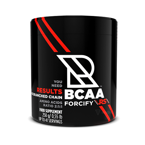 RESULTS Forcify BCAA RS 250g