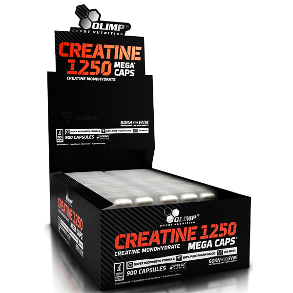 OLIMP Creatine Mega Caps 1250 30 kaps.