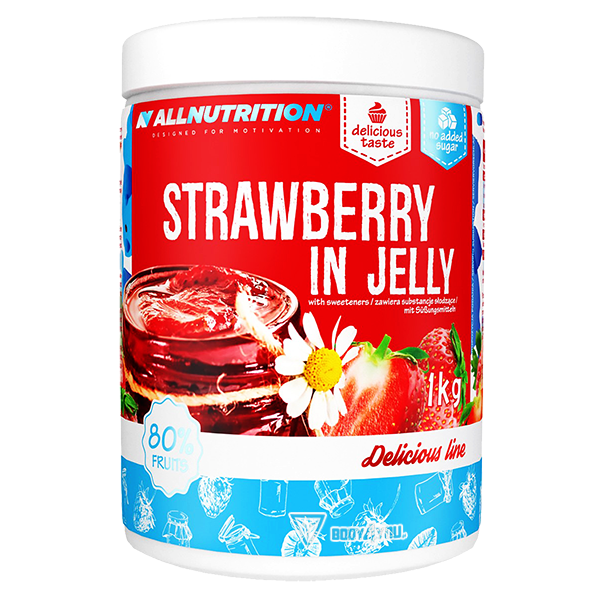 ALLNUTRITION Strawberry in Jelly 1000g.