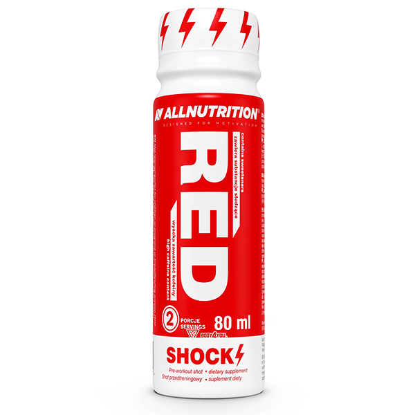 ALLNUTRITION RedShock 80ml.