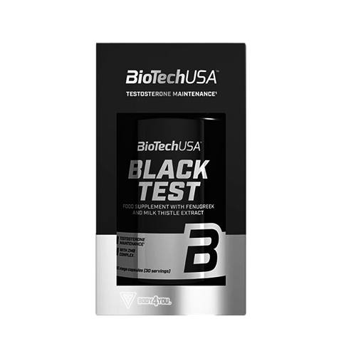 BIOTECH Black Test 90kap