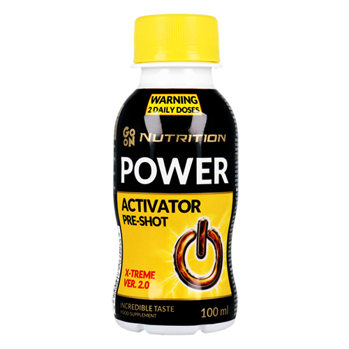 GO ON NUTRITION Power Activator 100ml.