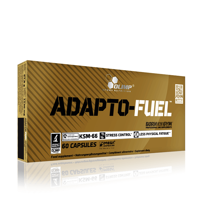 OLIMP Adapto-Fuel 60kaps.