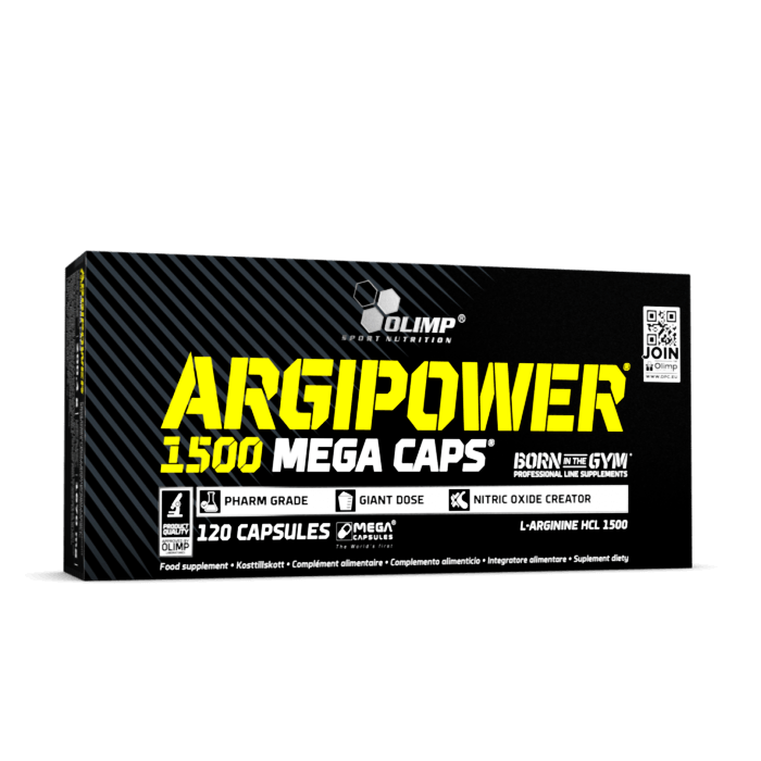 OLIMP Argi Power 1500 120 kaps.