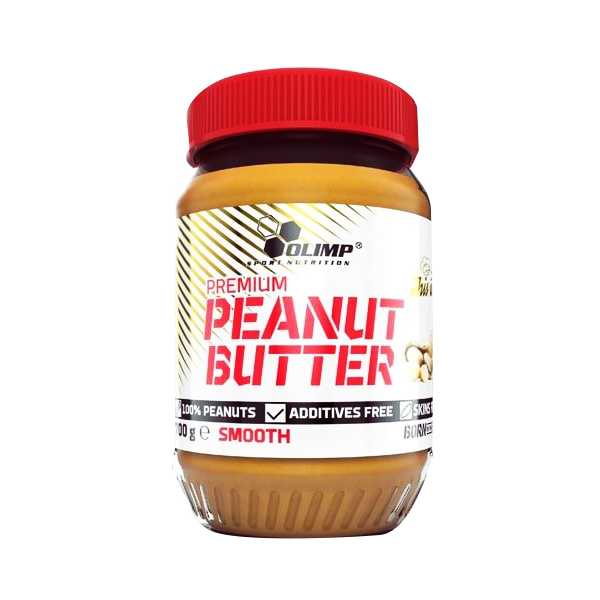 OLIMP Premium Peanut Butter Smooth 700g.
