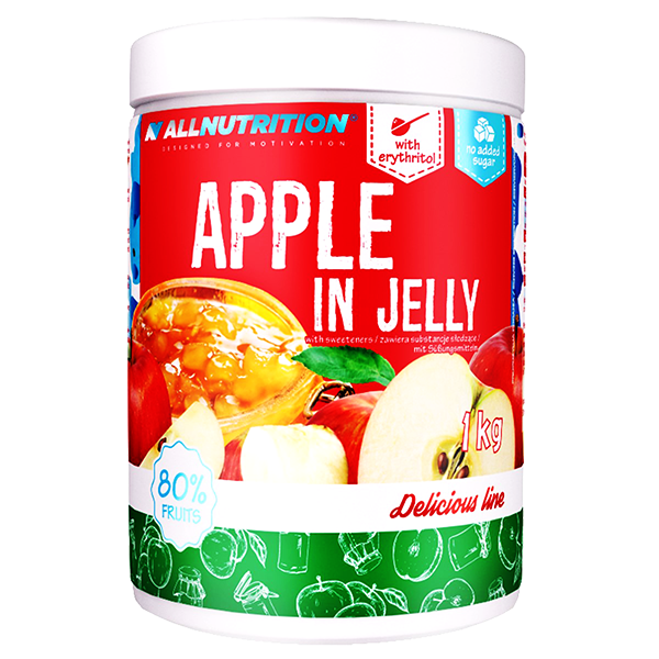 ALLNUTRITION Apple in Jelly 1000g.