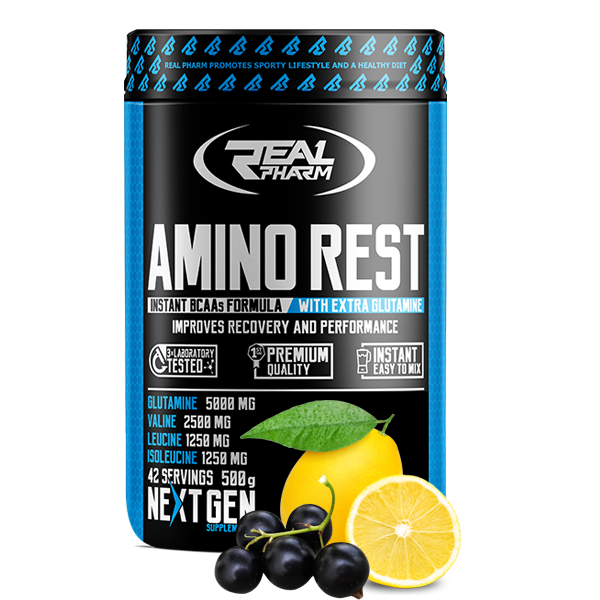 REAL PHARM AminoRest 500g.