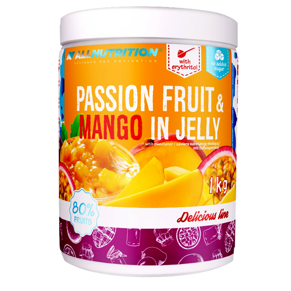 ALLNUTRITION Passion Fruit&Mango in Jelly 1000g.