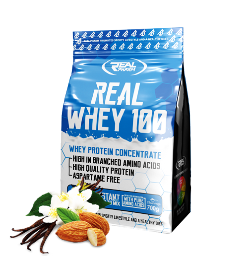 REAL PHARM Real Whey 100 700g.