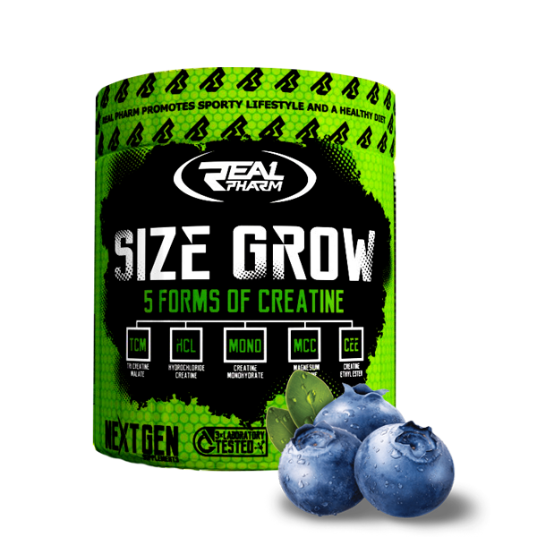 REAL PHARM SIZE GROW 675g.