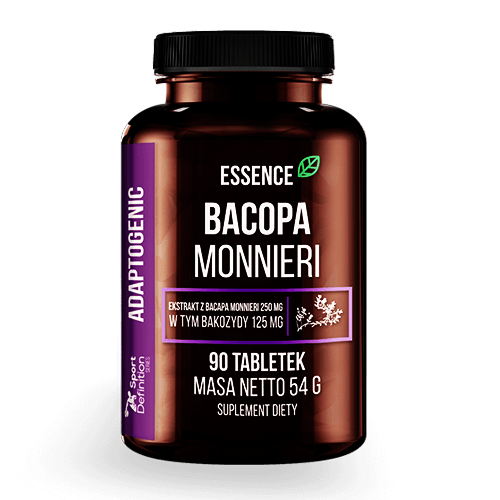 Sport Definition Essence Bacopa Monnieri 90tabl