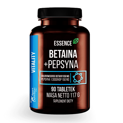 Sport Definition Essence Betaina + Pepsyna 90tabl.