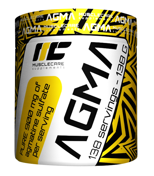 MUSCLE CARE AGMA 138g.