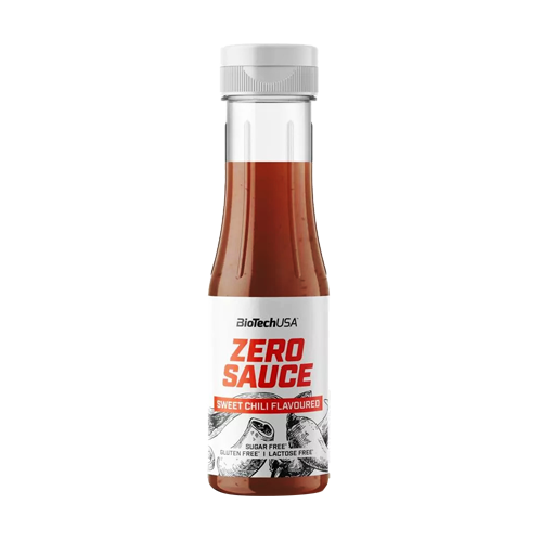 BIOTECH Sauce zero 350ml sweet chili