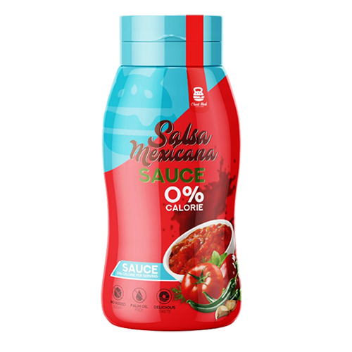 CHEAT MEAL Salsa mexicana sauce 0% 350ml