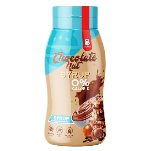 CHEAT MEAL Chocolate nut syrup 0% 350ml