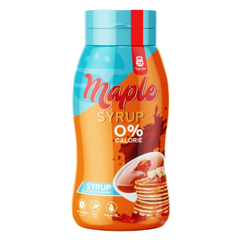 CHEAT MEAL Maple syrup 0% 350ml